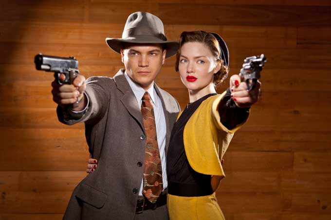bonnie and clyde dead and alive premiering tonight on the. Black Bedroom Furniture Sets. Home Design Ideas