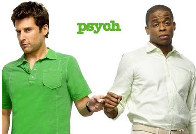 Psych preparing for season 8 - mxdwn Television | mxdwn Television