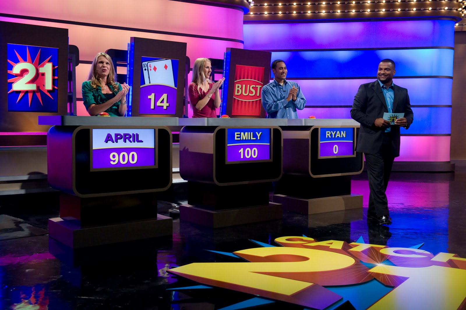 catch 21 game show