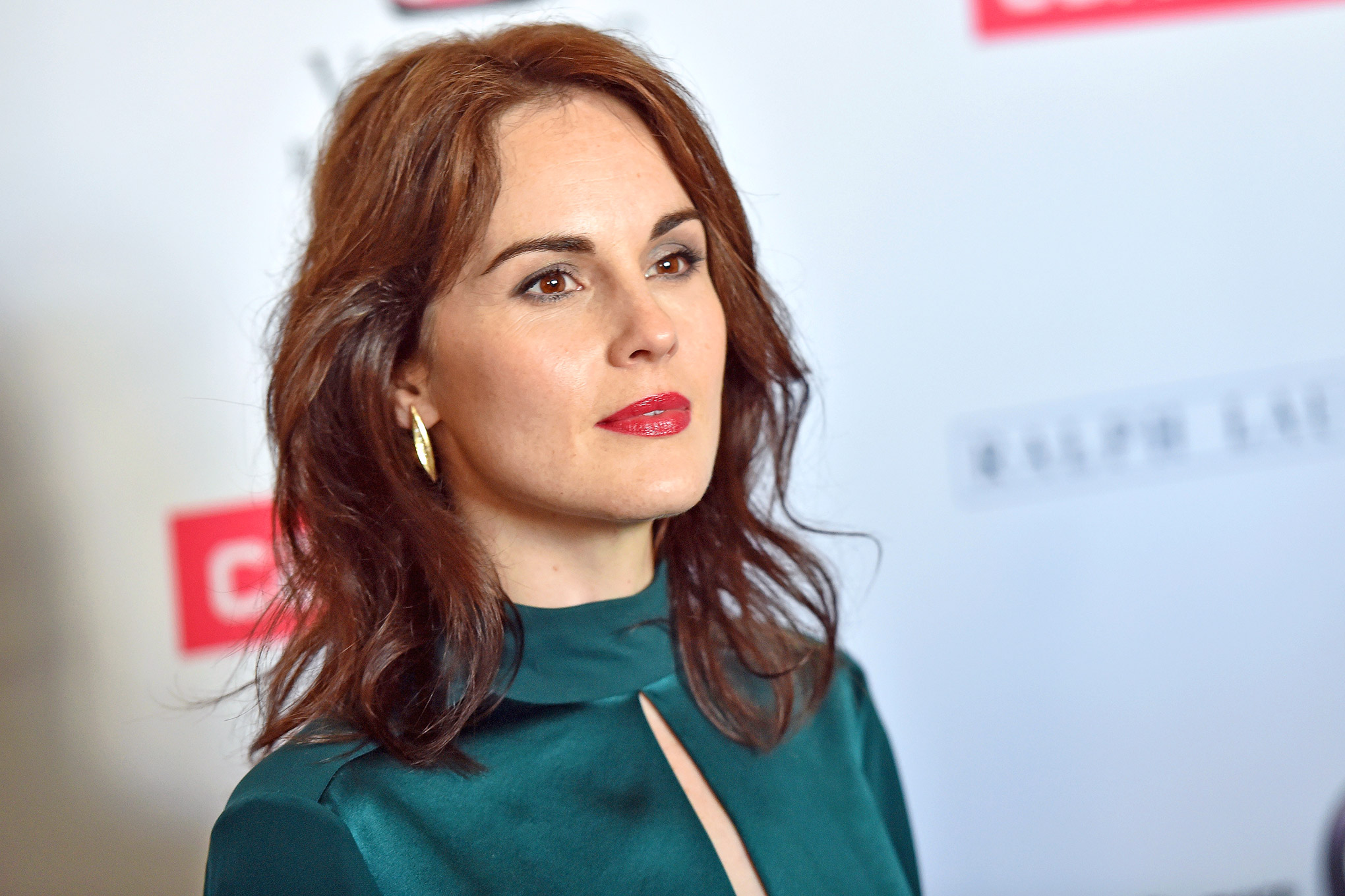 'Downton Abbey' Star Michelle Dockery Trading English Aristocracy for a Life of Crime
