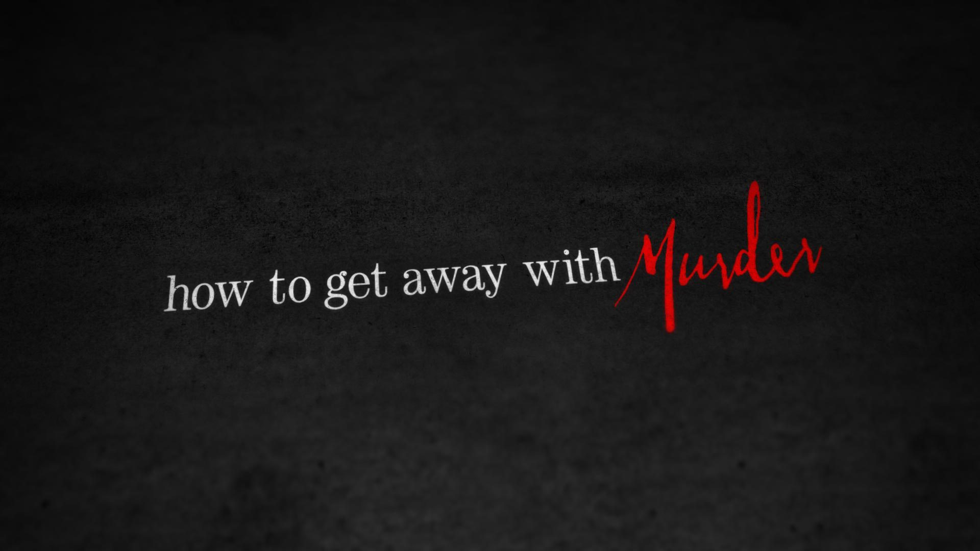 'How to Get Away With Murder' Back Thursday Night