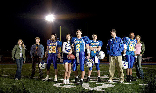 """""""Friday Night Lights"""" cast to reunite for the last time at ATX Festival"""