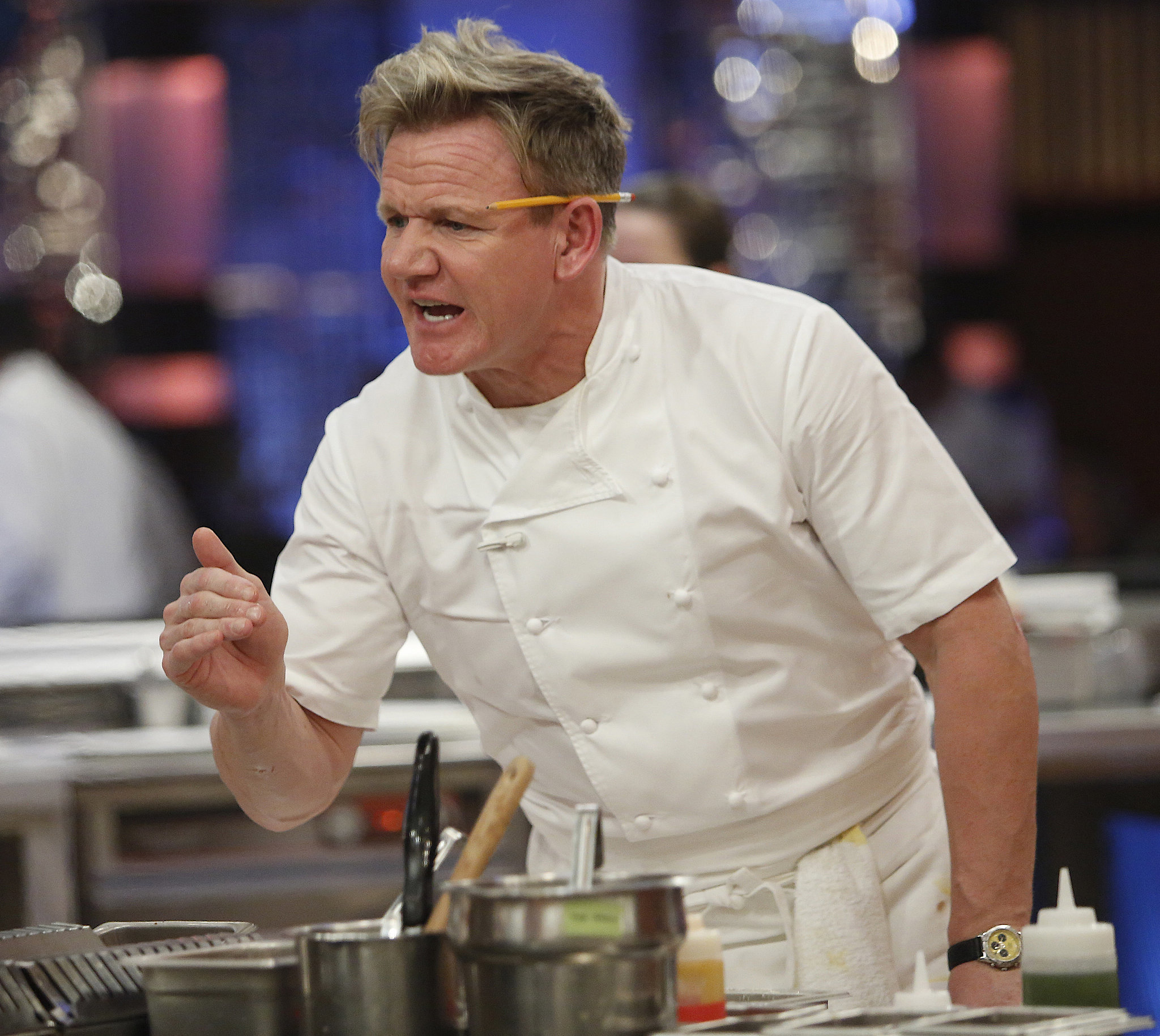 Hell S Kitchen Bobby