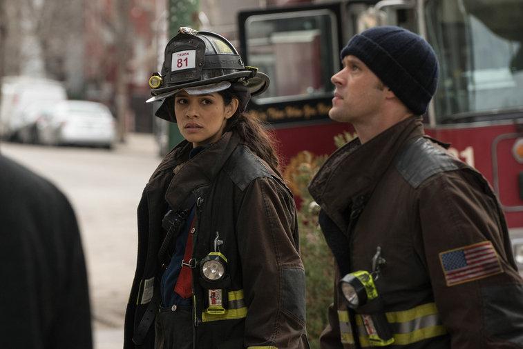 Miranda Rae Mayo Promoted to Series Regular on 'Chicago Fire'