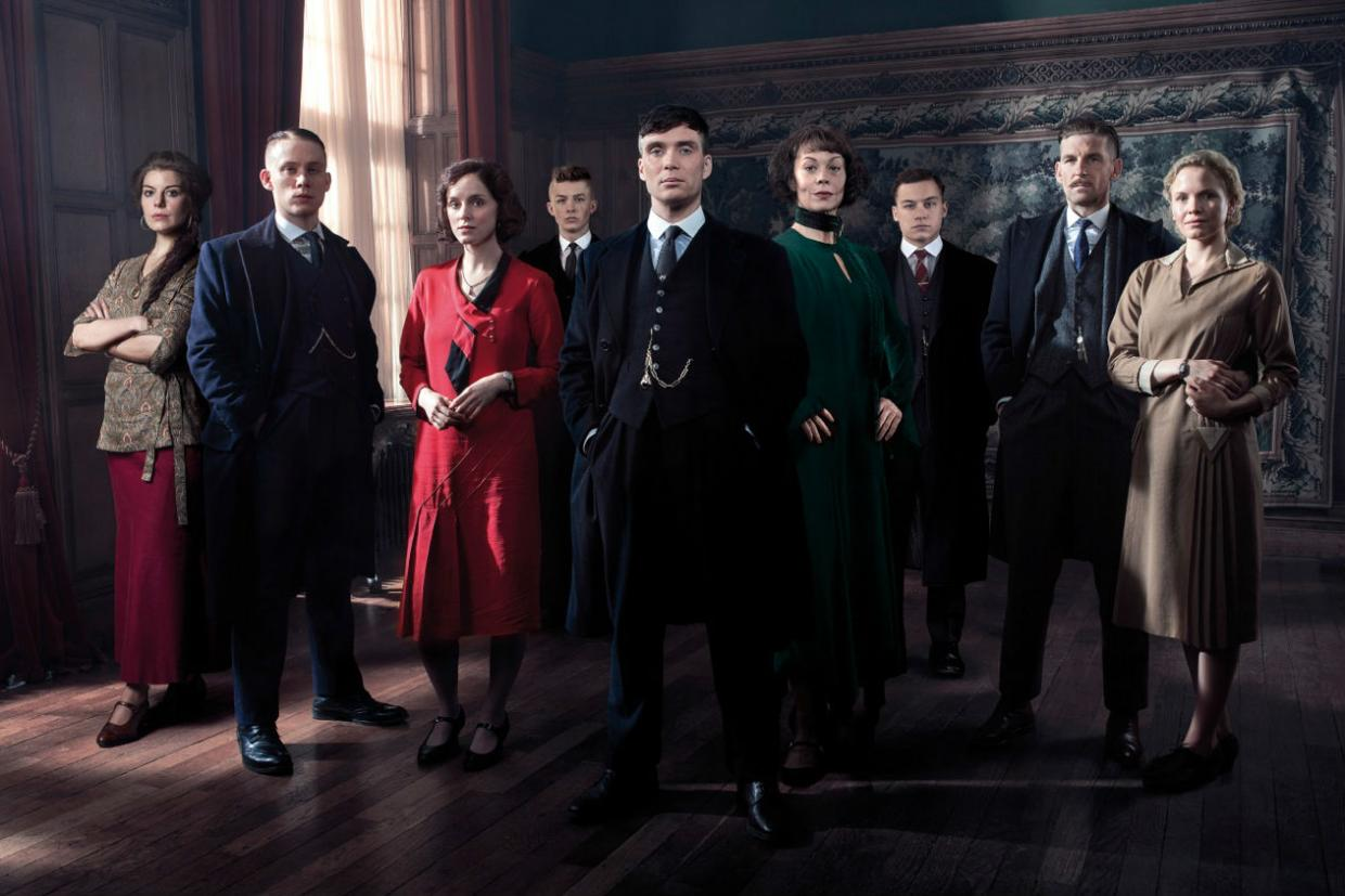 'Peaky Blinders' To Premiere On Netflix May 31st