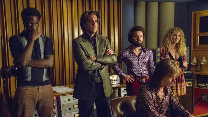 HBO Scraps 'Vinyl'