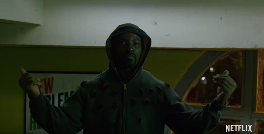 Marvel's 'Luke Cage' Unveils New Teaser Trailer