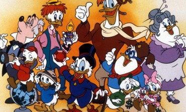 Huey, Dewey, and Louie are Sporting a Fresh New look and are Ready for New Adventures in Disney XD 'DuckTales' Reboot