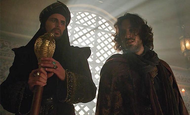 'Once Upon a Time' Reveals those Cast as Aladdin, Jafar, and Jasmine