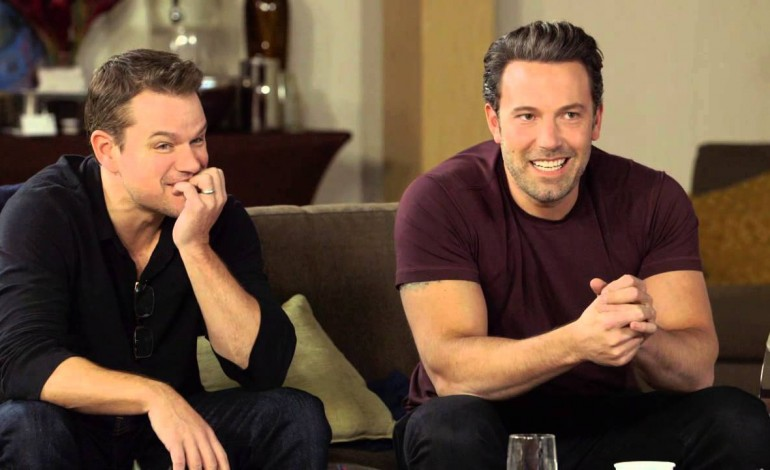 HBO Cancels Ben Affleck and Matt Damon's 'Project Greenlight'