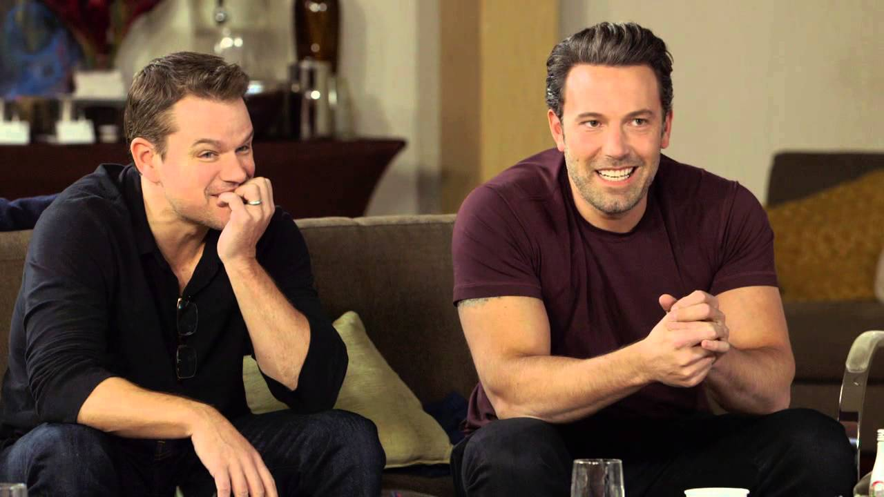 HBO Cancels Ben Affleck and Matt Damon's 'Project Greenlight'