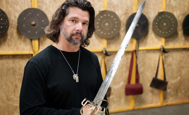 Ronald D. Moore Talks 'Outlander', 'Electric Dreams: The World of Philip K. Dick'