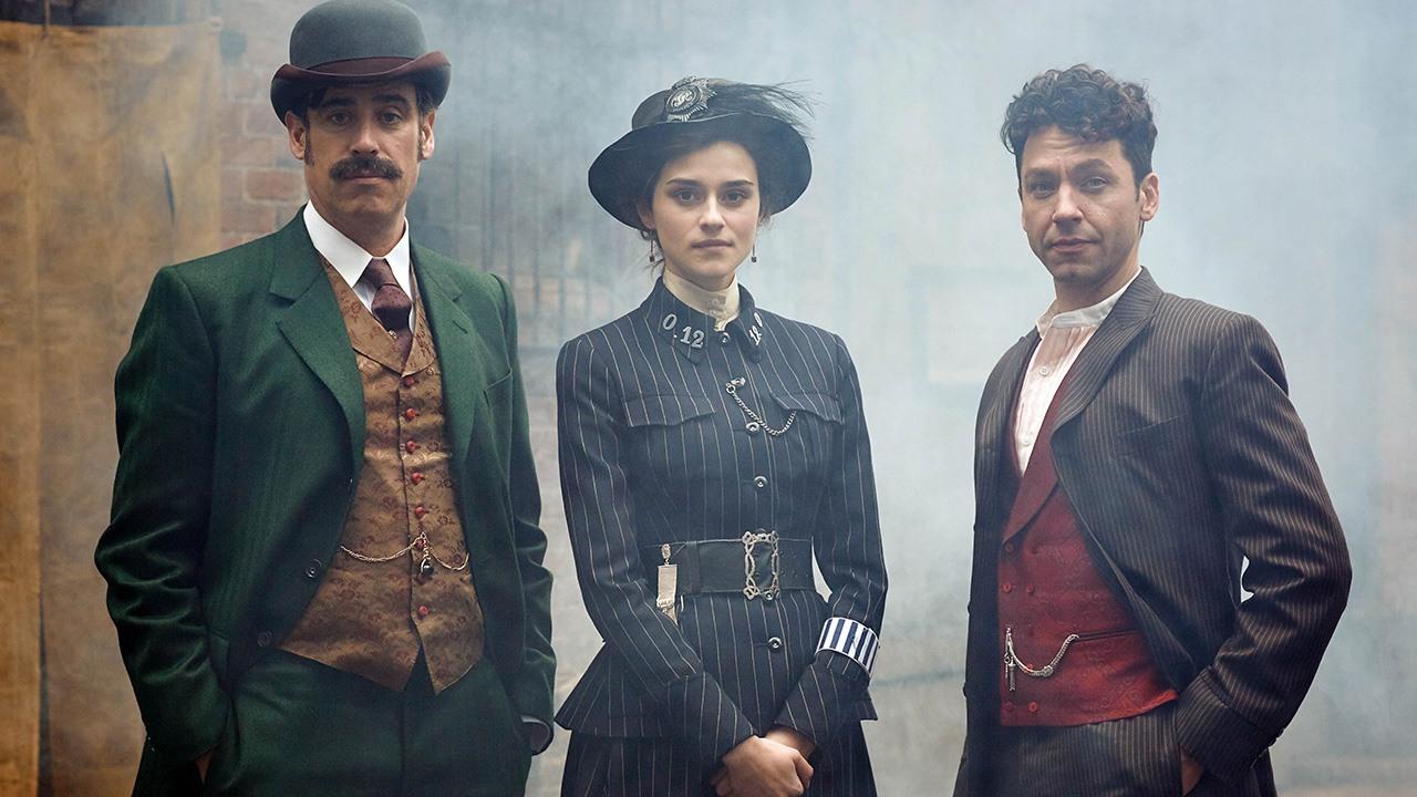 Fox Cancels 'Houdini & Doyle' After One Season