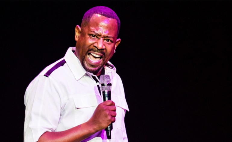 Martin Lawrence Returns To Stand-Up With Showtime Special