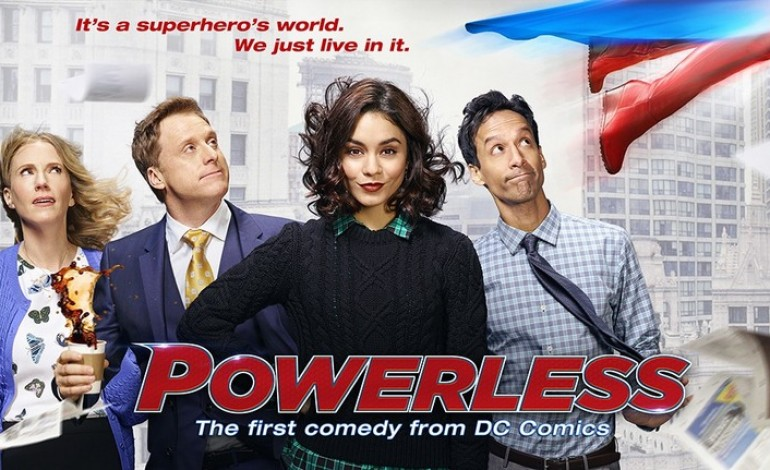 DC Comics Comedy TV Series Powerless Loses Its Showrunner