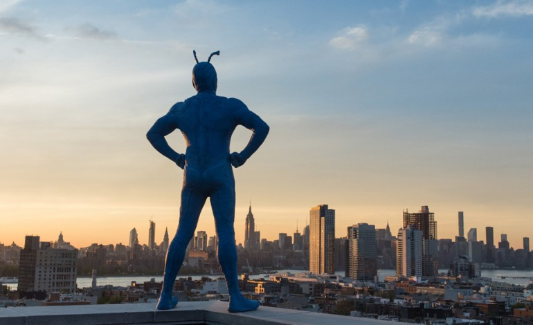 Amazon Releases First Look at 'The Tick,' Announces Premiere Date