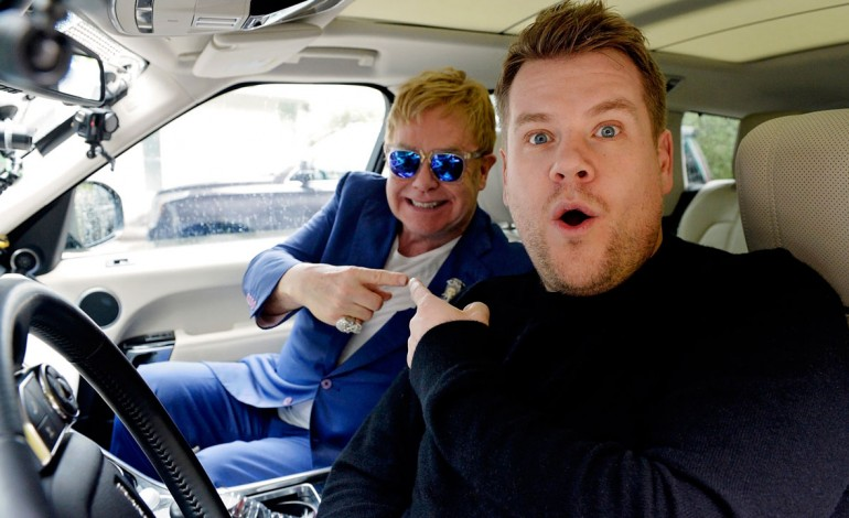 James Corden Wins Second Emmy for 'Late Late Show'