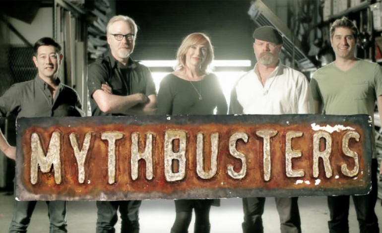 'MythBusters' B-Team return to TV in new Netflix series