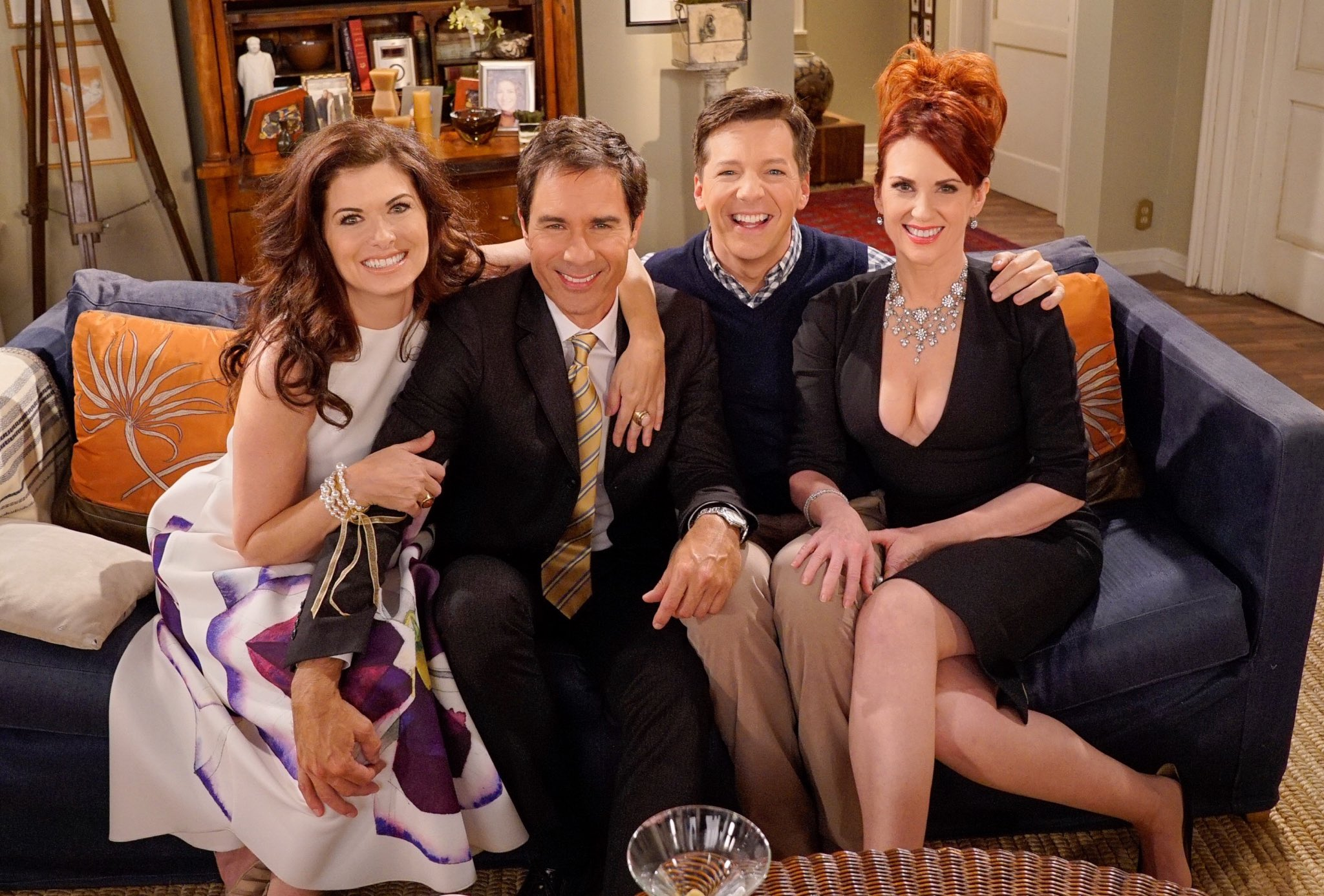 'Will & Grace' Reunites for the Election