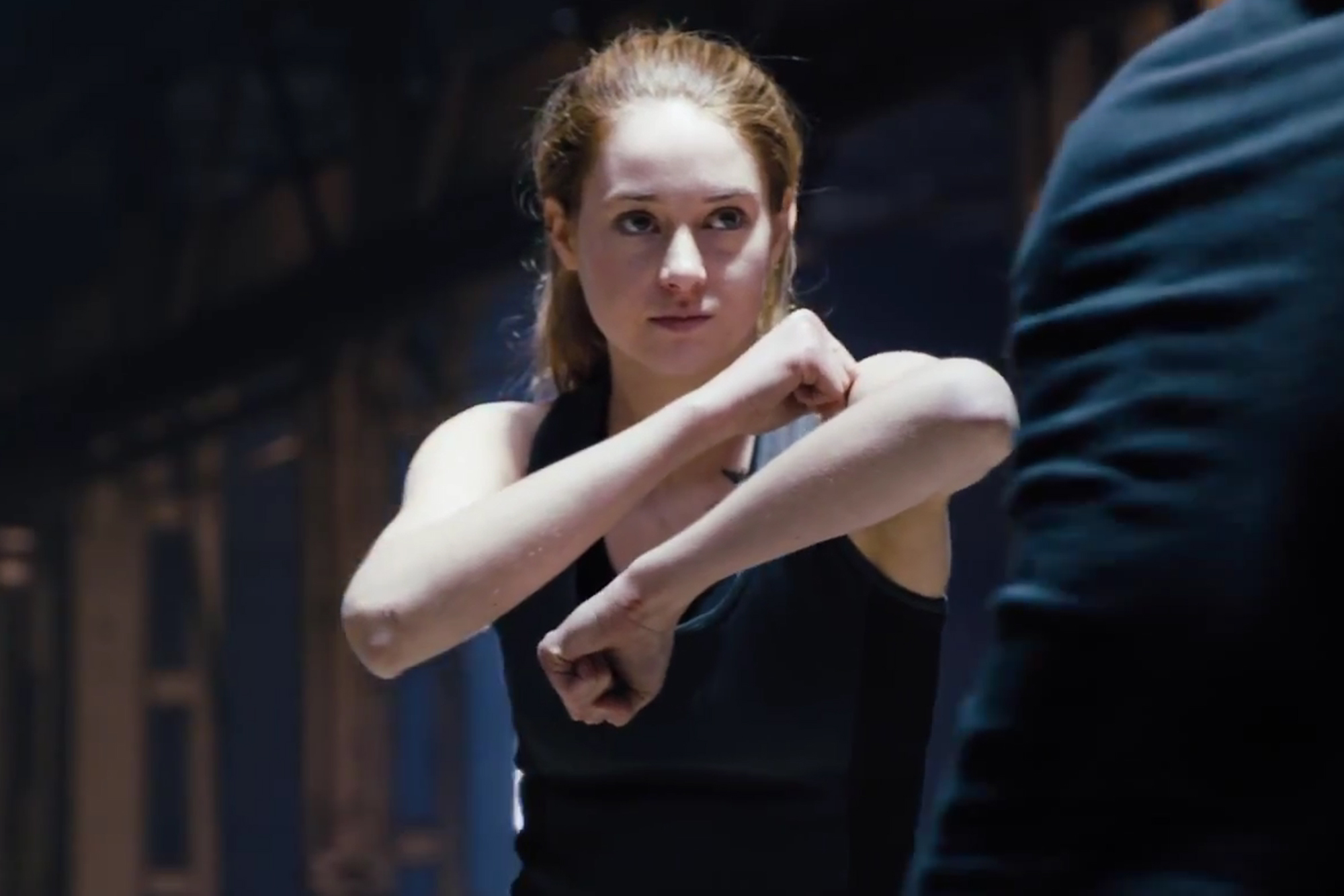"""Shailene Woodley """"Not Necessarily Interested"""" In 'Divergent' TV Series"""