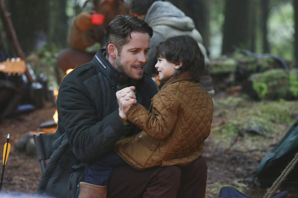 Sean Maguire Is Heading Back to 'Once Upon A Time'