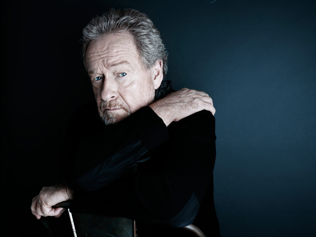 Ridley Scott Is Developing A Legal Drama For CBS