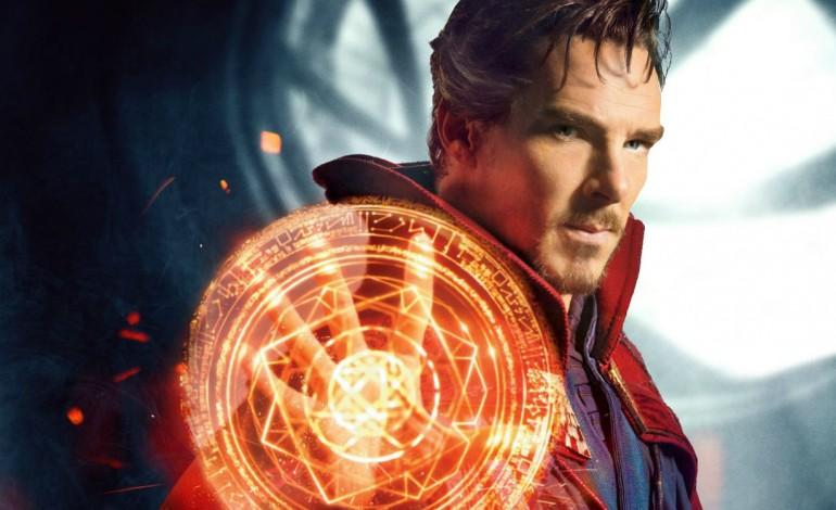 Benedict Cumberbatch Set to Host November 5 'SNL'