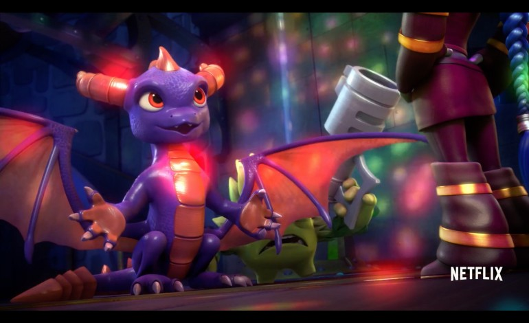 New Trailer Released for Animated Series: 'Skylanders Academy'