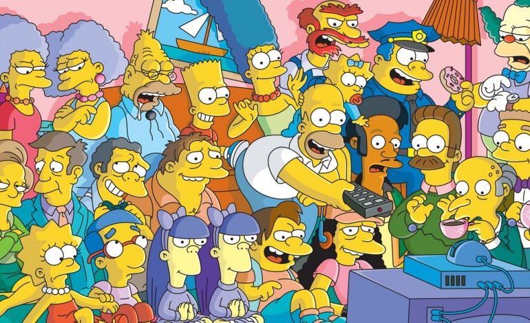 'The Simpsons' Utilizes Virtual Reality for Historic 600th Episode
