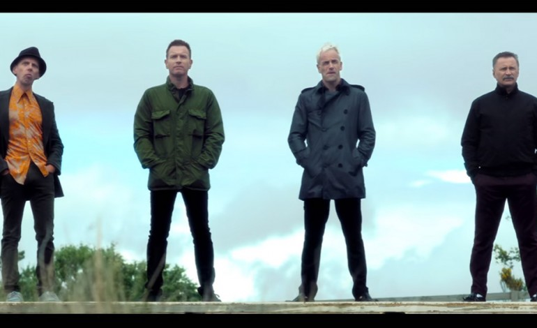 Irvine Welsh Considers 'Trainspotting' Spinoff