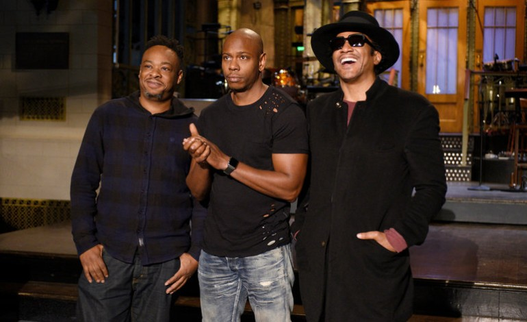 Host Dave Chappelle Brings Season-High Ratings to 'Saturday Night Live'