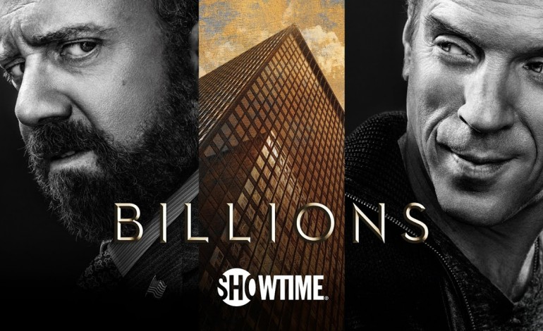 The First Look of Season Two of 'Billions' Has Been Released