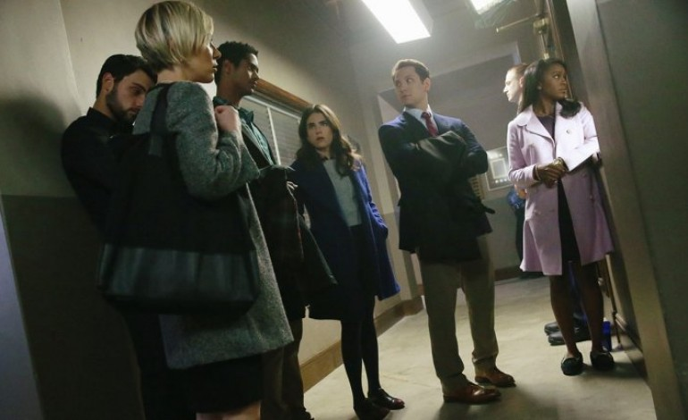 *Spoiler's* Death Revealed in 'How to Get Away with Murder'