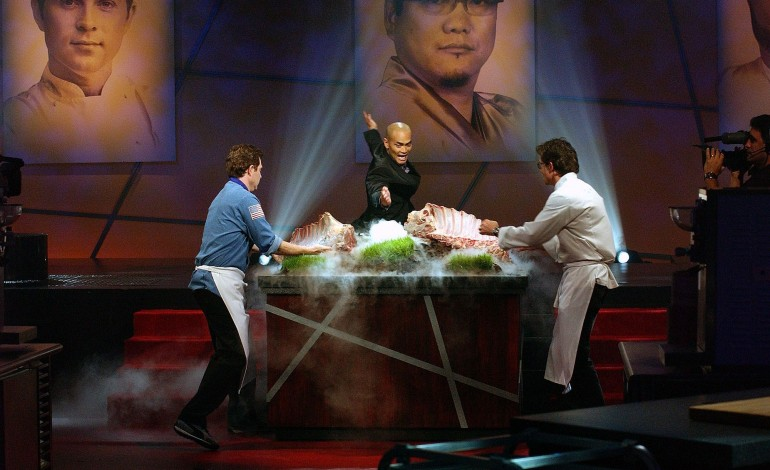Food Network to bring back 'Iron Chef America' franchise