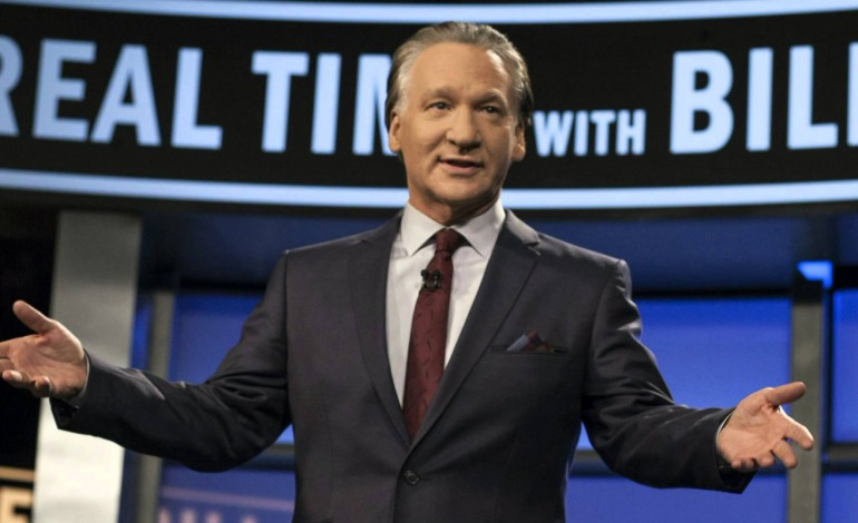 Season Finale of 'Real Time with Bill Maher' to Livestream on YouTube Tonight