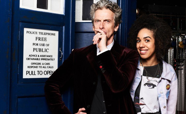 'Doctor Who' Season 10 Trailer Premieres With New Companion Pearl Mackie