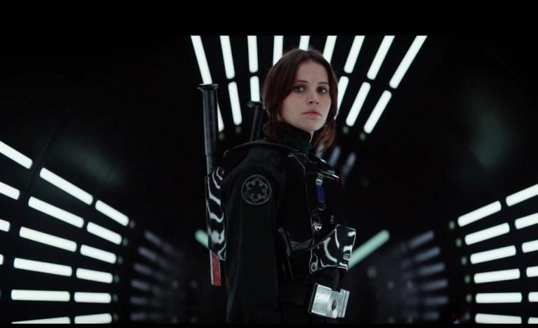 'Rogue One's Felicity Jones to Host SNL