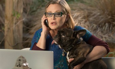 Carrie Fisher's Final TV Role