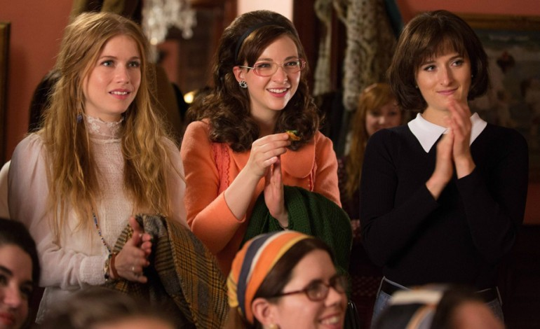 Amazon Cancels 'Good Girls Revolt'