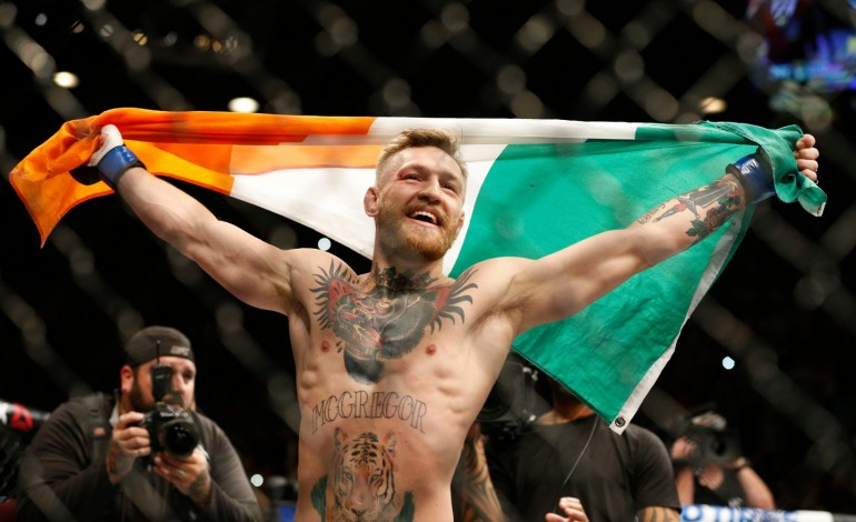 MMA Fighter Conor McGregor Has Been Cast for 'Game of Thrones'