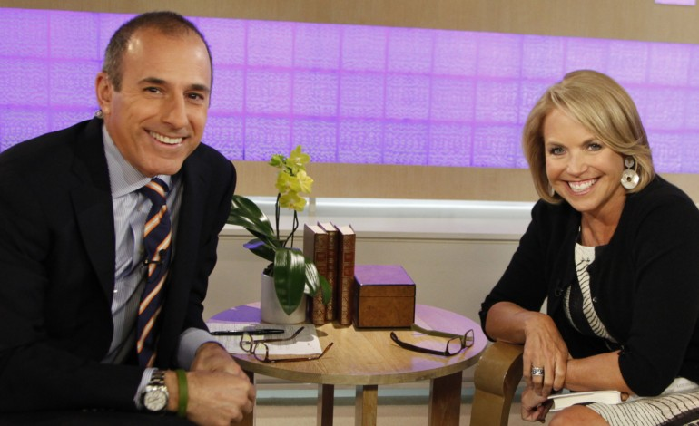 Katie Couric Returning to 'Today' for a Week