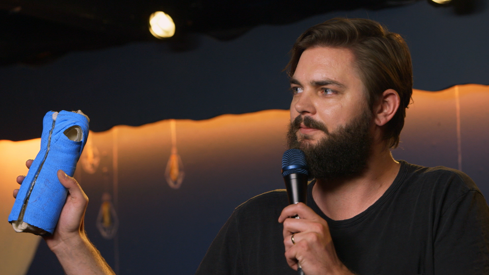 ABC Developing Comedy 'Holy Sh*t' Starring Nick Thune & Produced by Mila Kunis