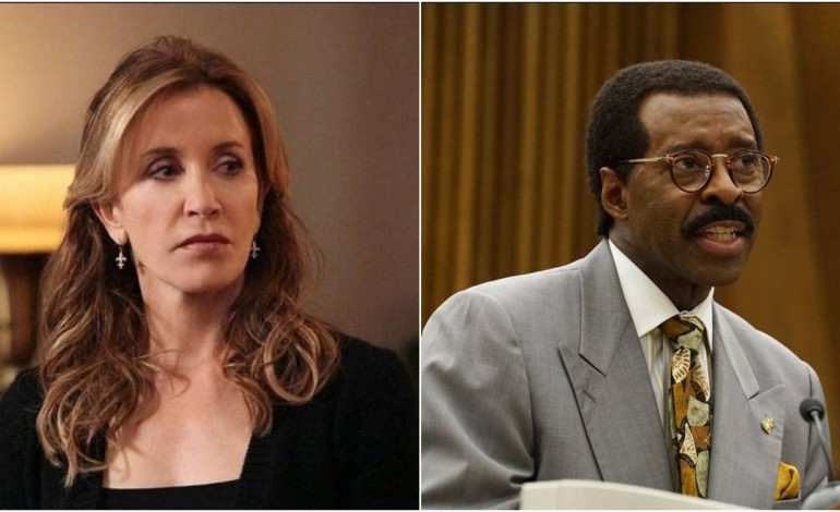 Pundit Comedy Starring Felicity Huffman and Courtney B. Vance Gets ABC Pilot Order
