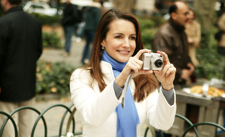 Kristin Davis Would Do More 'Sex and the City'