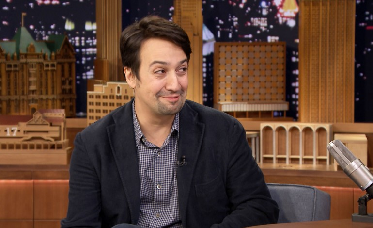 Lin-Manuel Miranda Performs 'West Wing' Inspired Song