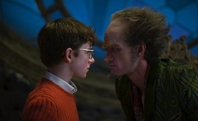 Lemony Snicket, aka Daniel Handler, Talks Netflix's 'A Series of Unfortunate Events' Adaptation
