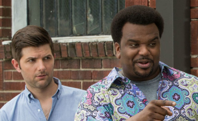 Fox Orders 'Ghosted' Starring Craig Robinson & Adam Scott