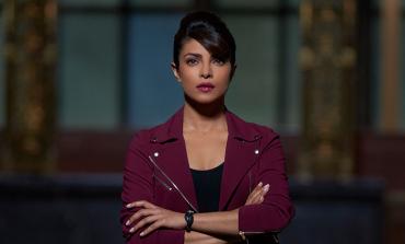 Priyanka Chopra Injured on 'Quantico' Set
