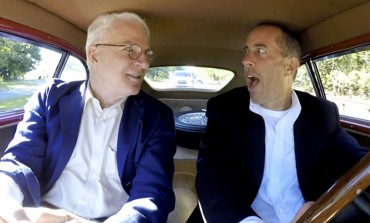 Jerry Seinfeld's 'Comedians in Cars Getting Coffee' to Stream on Netflix