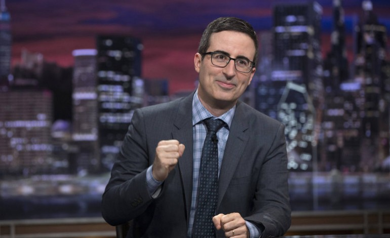 John Oliver Plans to Air Educational Ads During Morning New Shows for Donald Trump